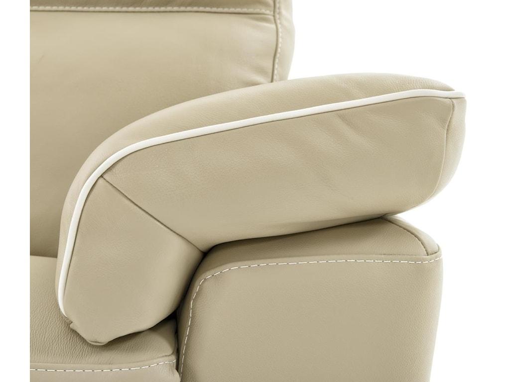 Natuzzi Editions B757Power Reclining Chair