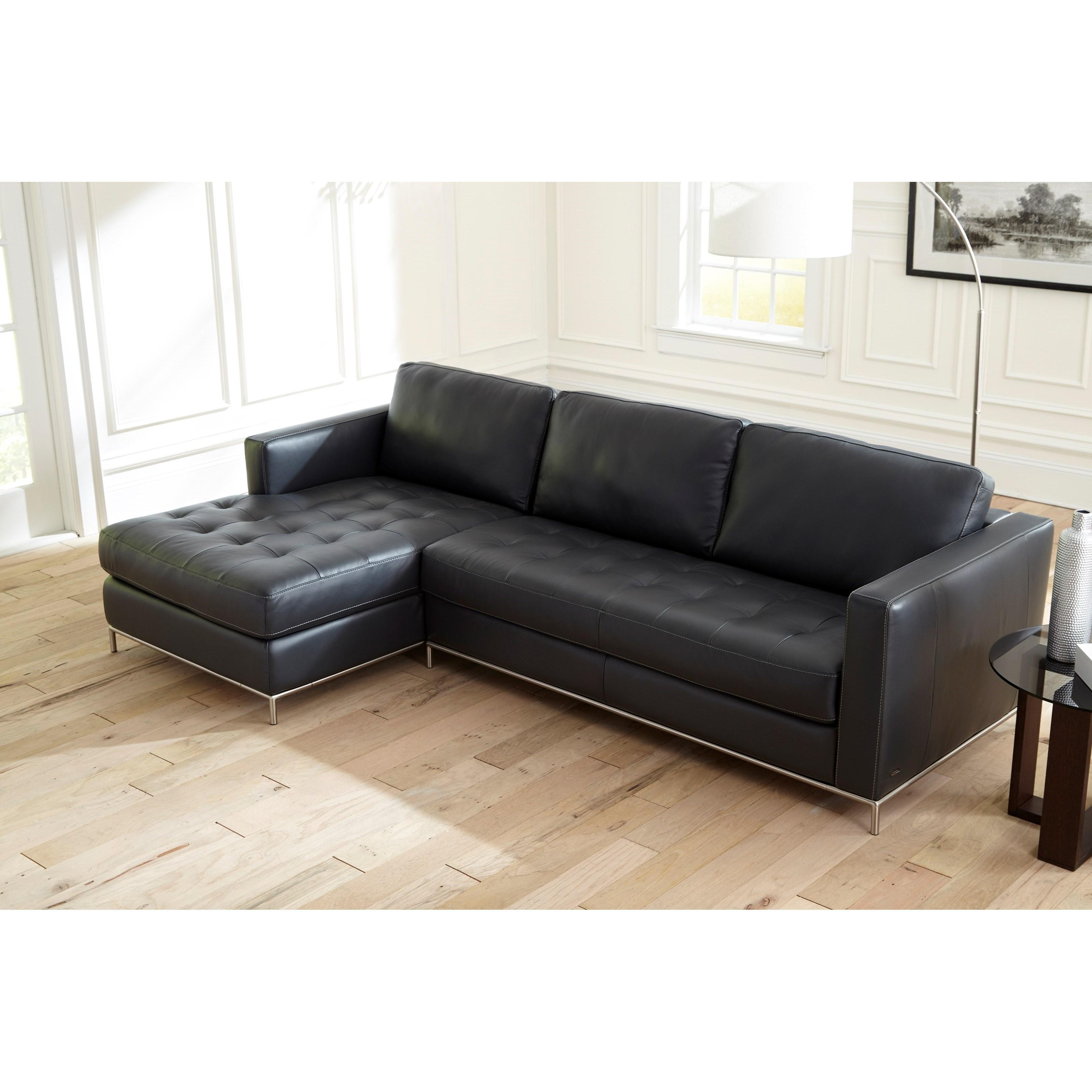 Superieur ... Natuzzi Editions B8052 Pc Sectional Sofa