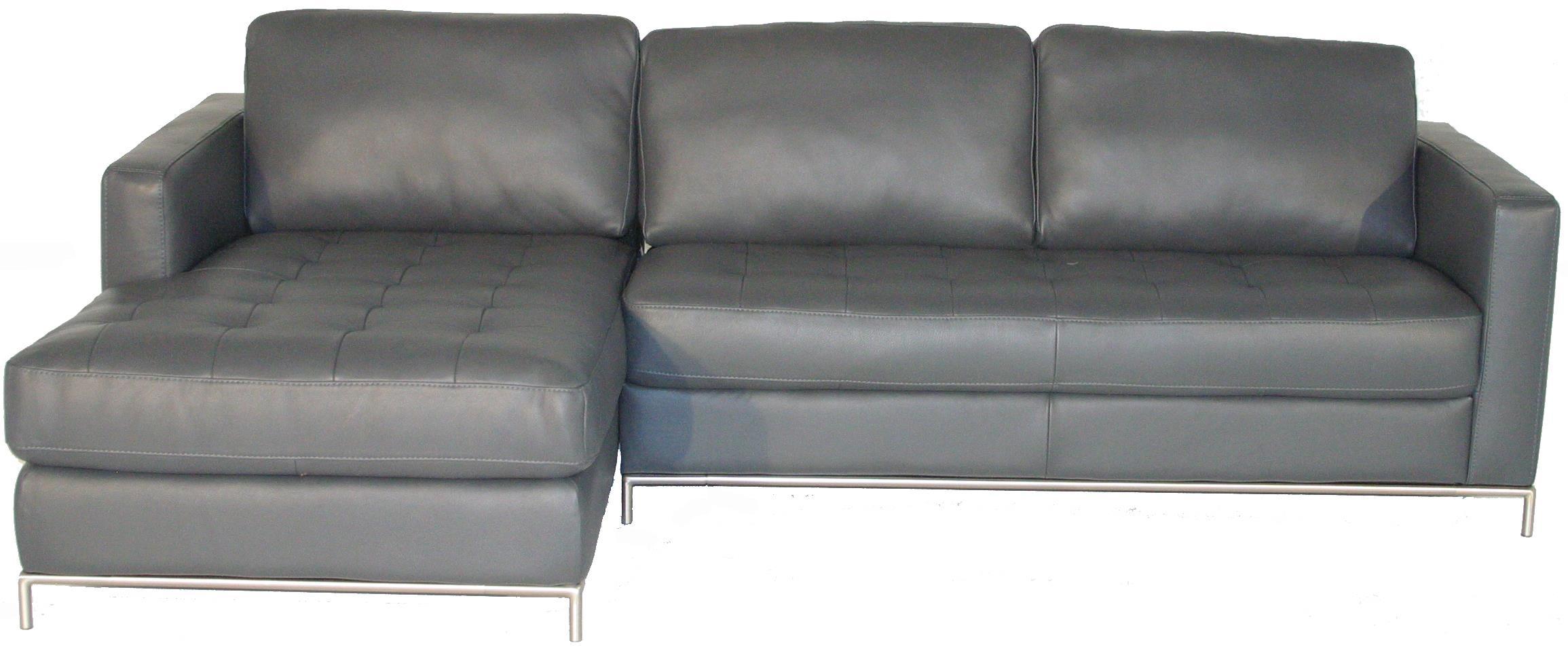Natuzzi Editions B8052 Pc Sectional Sofa