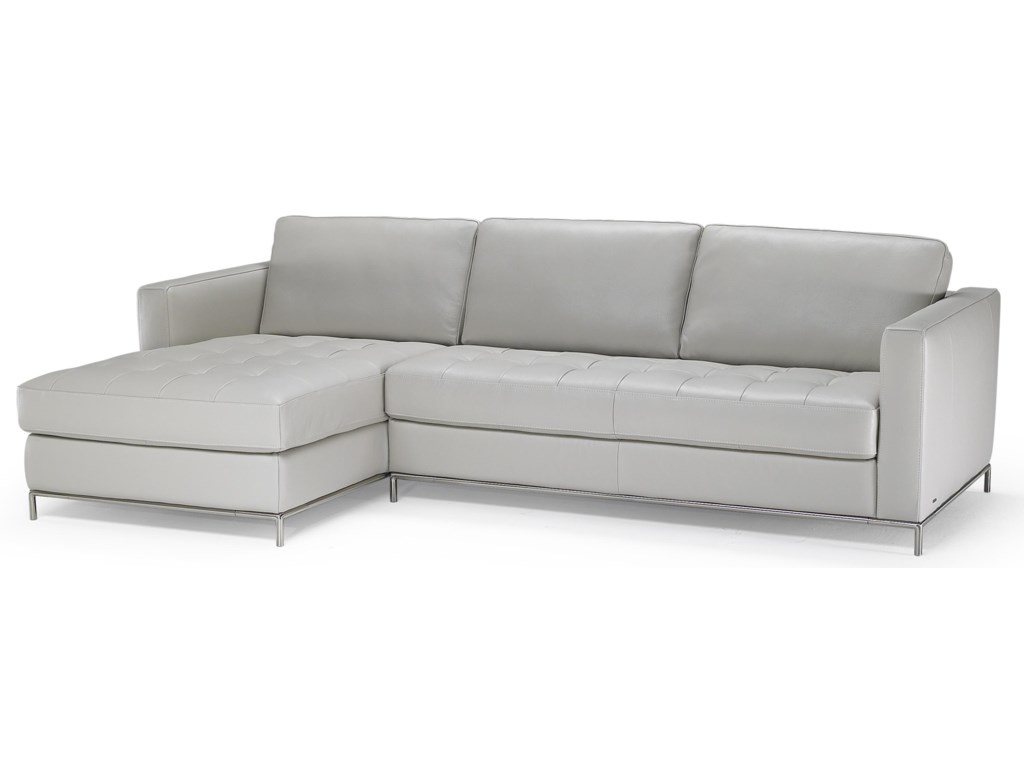 Natuzzi Editions B8052 Pc Sectional Sofa