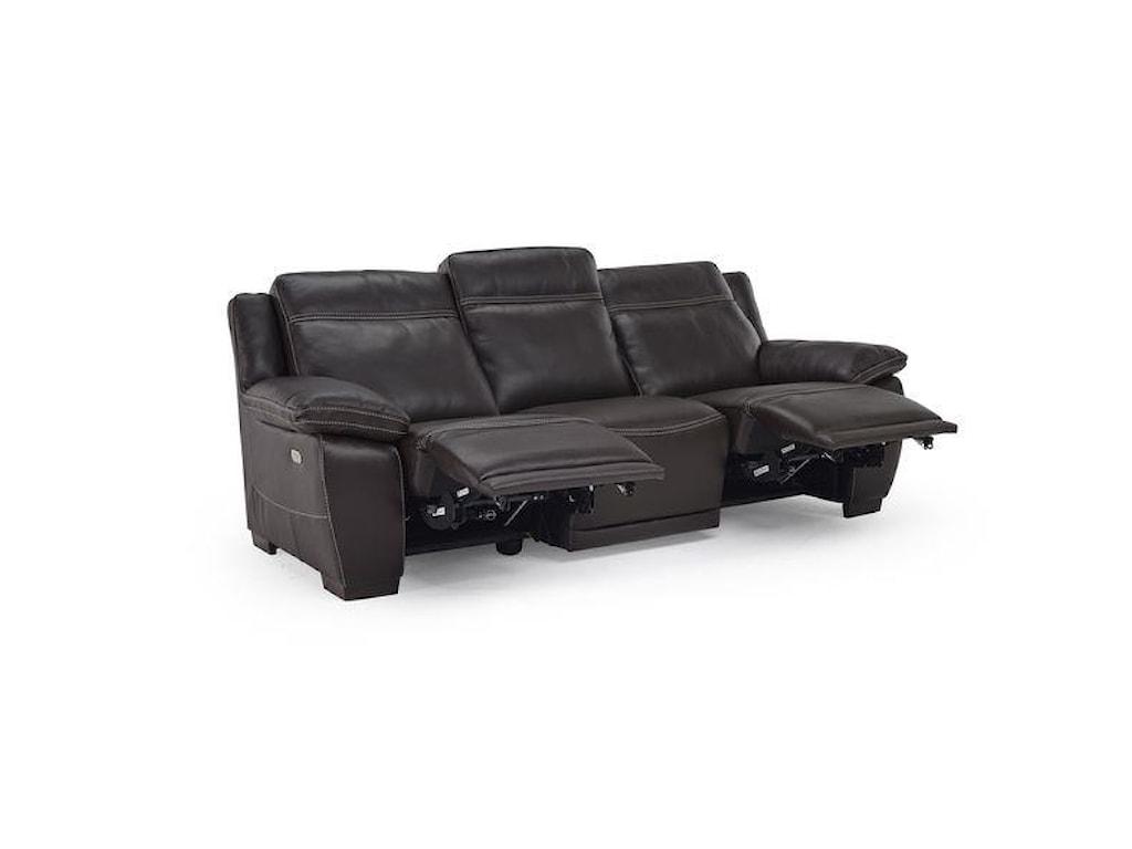 Natuzzi Editions B875Reclining Sofa