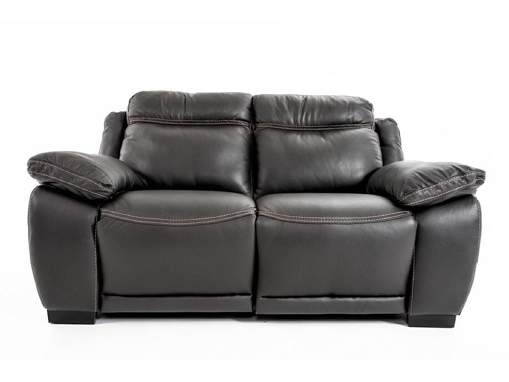 Natuzzi Editions B875Reclining Love Seat