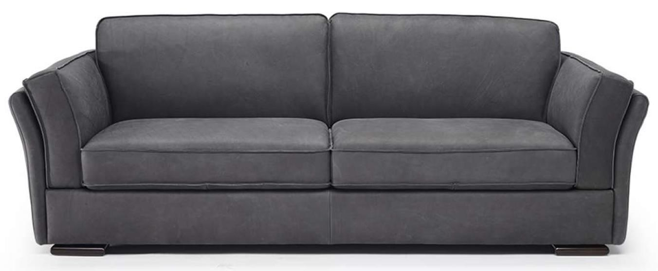 Merveilleux Contemporary Sofa W/ Padded Arms