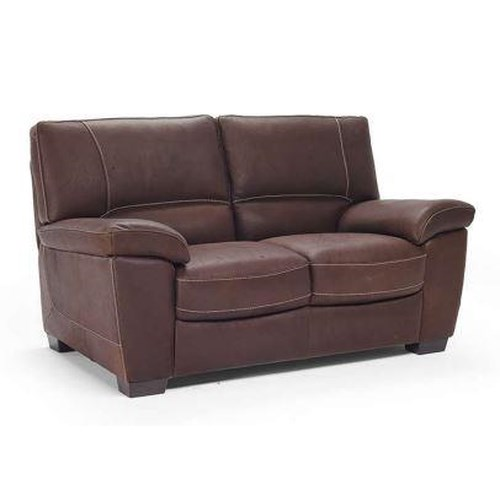Natuzzi Editions B905 Casual Loveseat with Pillow Arms