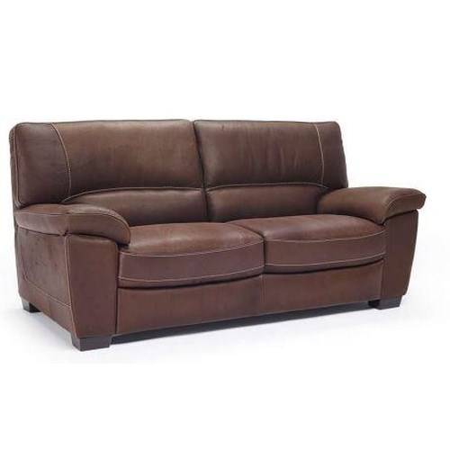 Natuzzi Editions B905 Casual Sofa with Bustle Back Cushions