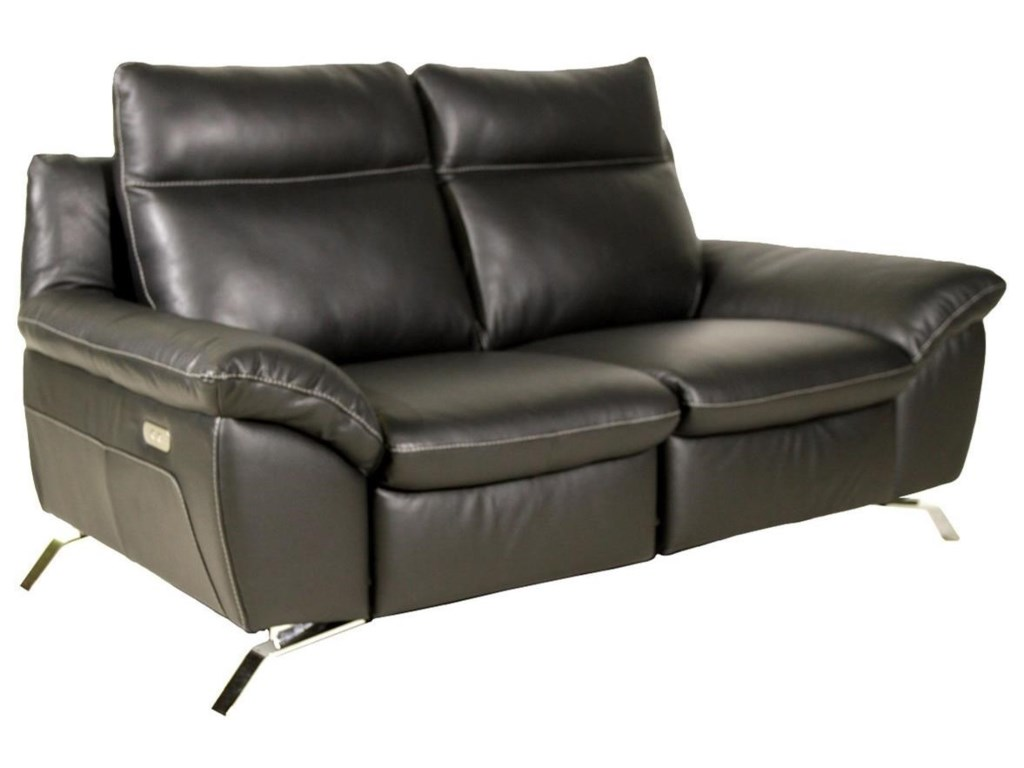 Natuzzi Editions OrlandoPower Reclining Loveseat
