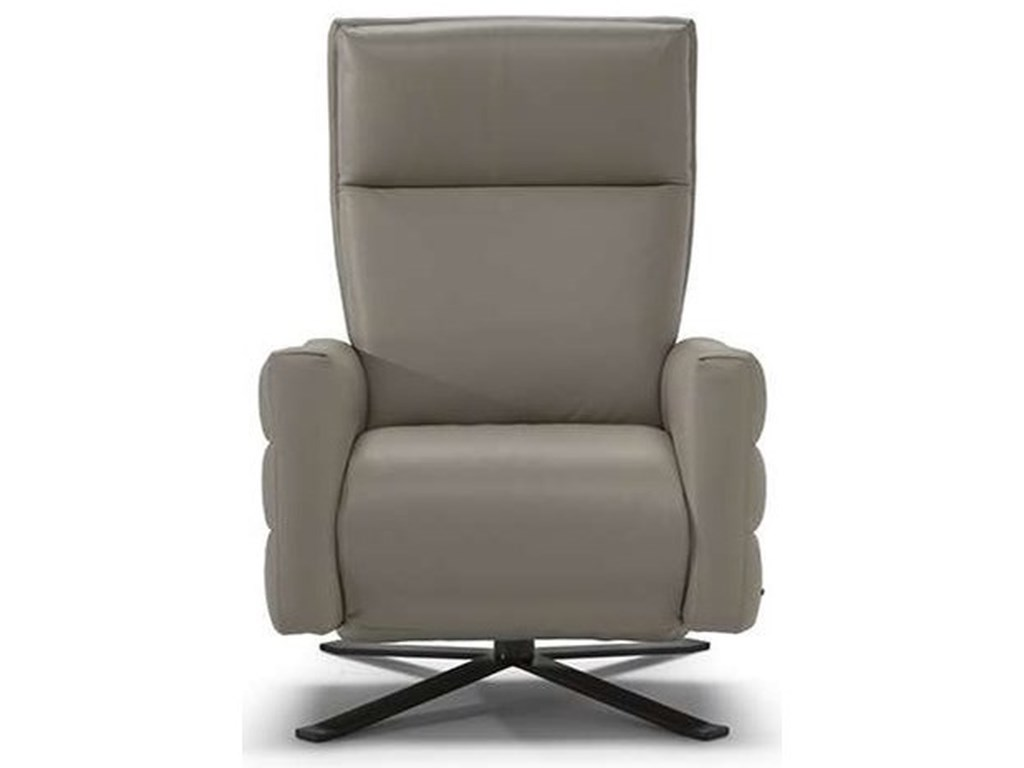 Natuzzi Editions B958 Recliner With Battery Pack