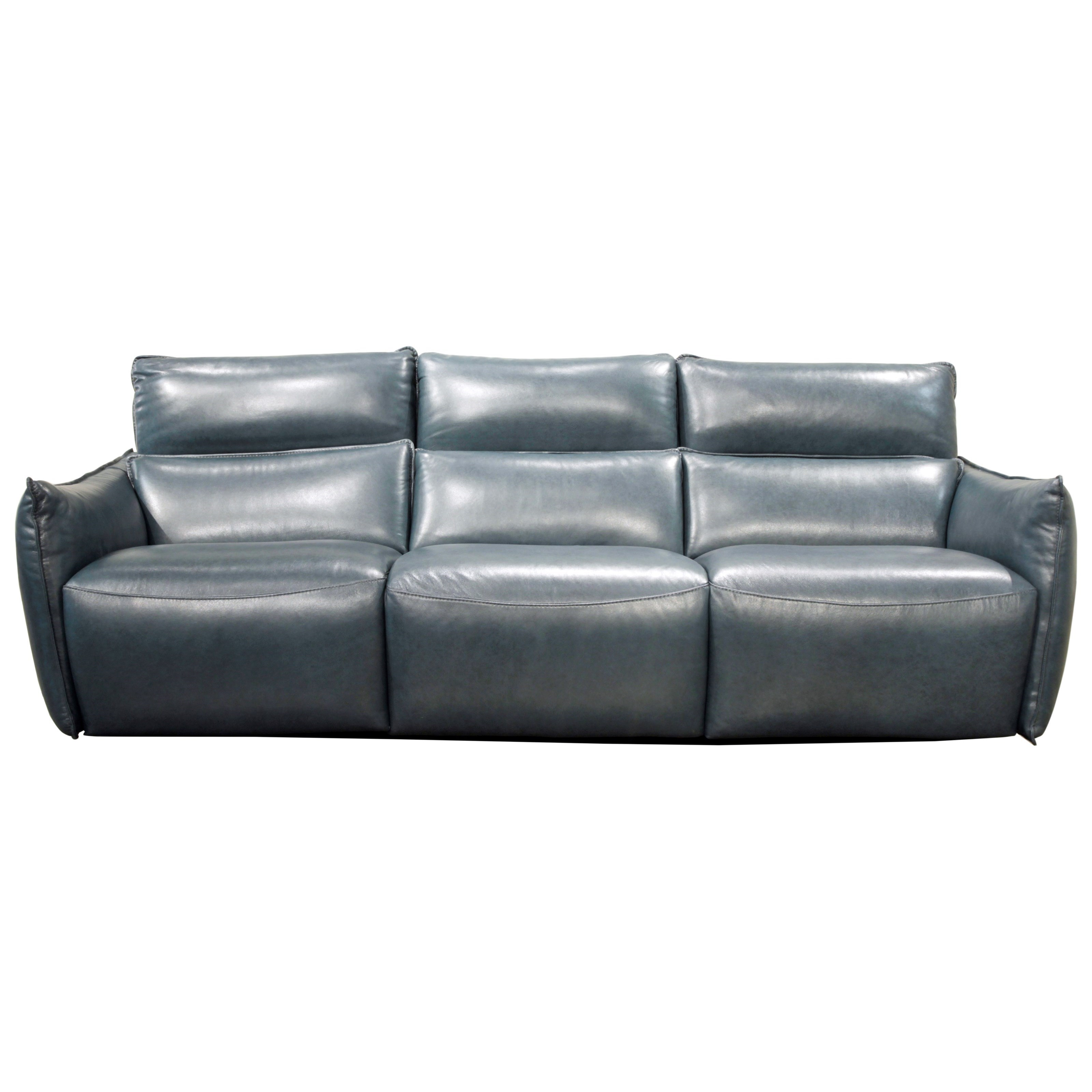 Delicieux Natuzzi Editions StuporePower Reclining 3 Seat Sectional ...