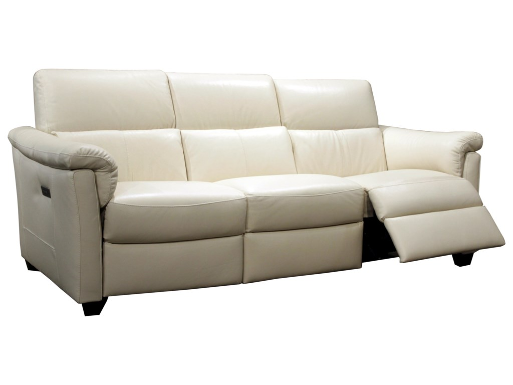 Natuzzi Editions AstuziaPower Reclining Sofa