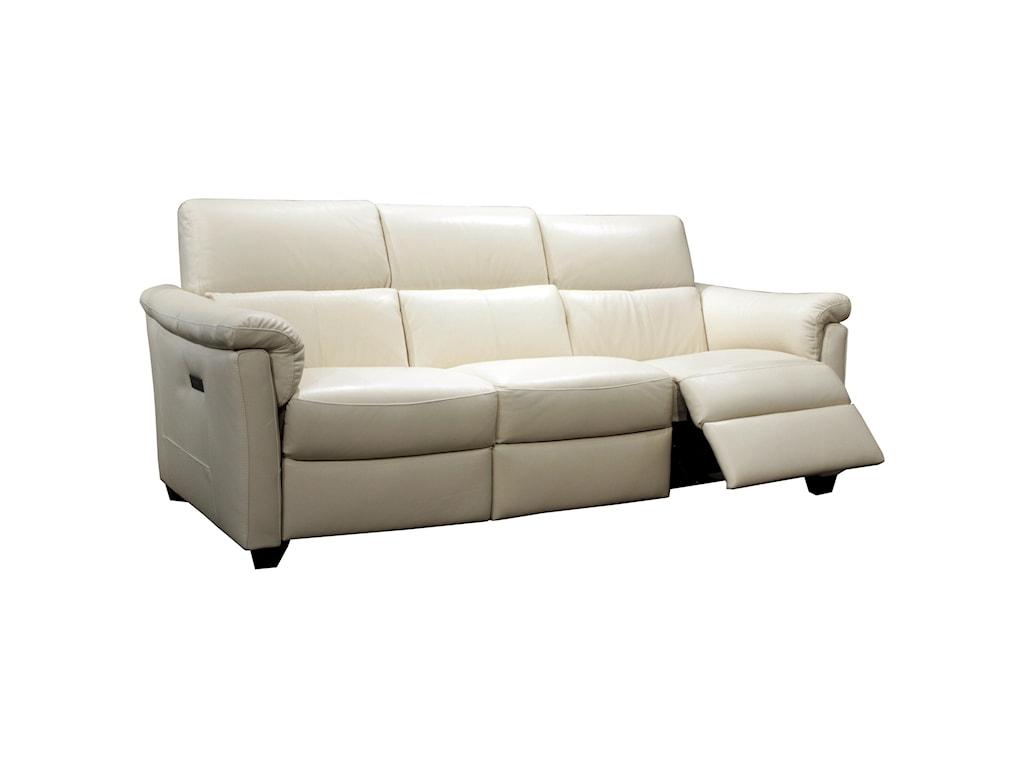 Natuzzi Editions AstuziaPower Reclining Sofa