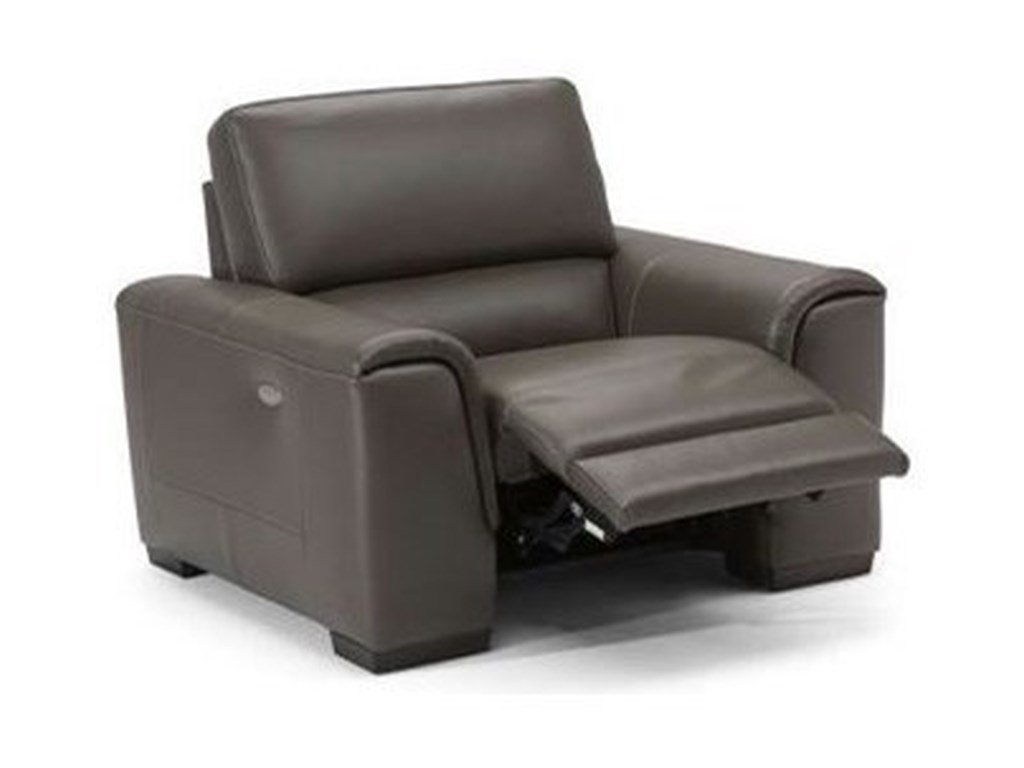 Natuzzi Editions DavidePower Recliner