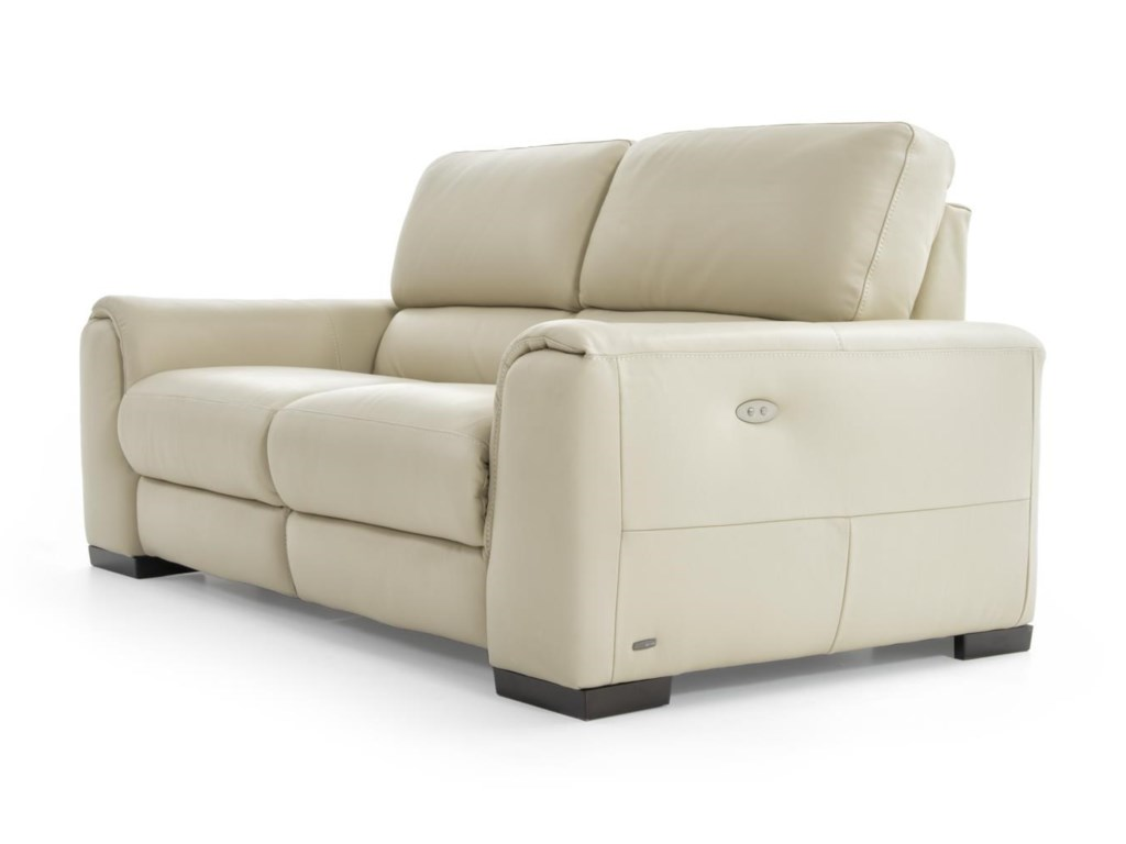 Natuzzi Editions Davide Reclining Loveseat