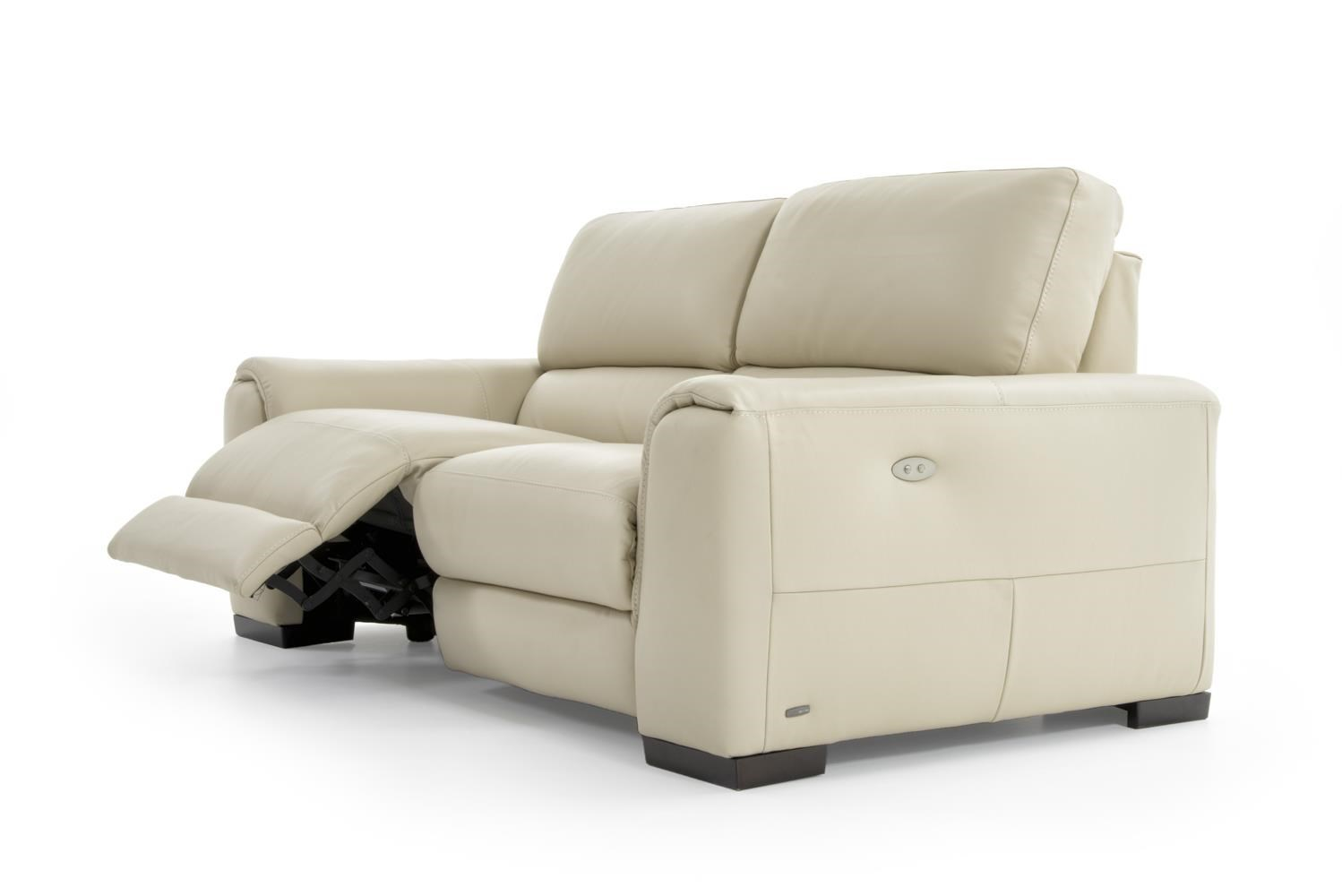 Natuzzi Editions Davide B969-193 CREAM Power Reclining Loveseat  sc 1 st  Baeru0027s Furniture & Natuzzi Editions Davide Power Reclining Loveseat - Baeru0027s ... islam-shia.org