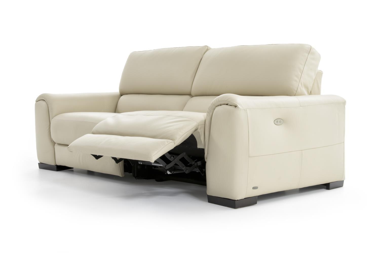 Bon ... Natuzzi Editions DavidePower Reclining Sofa ...
