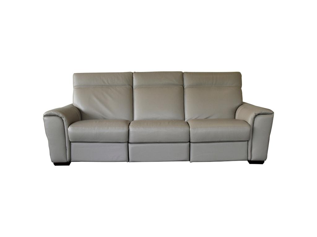 Natuzzi Editions EnergiaPower Reclining Sofa