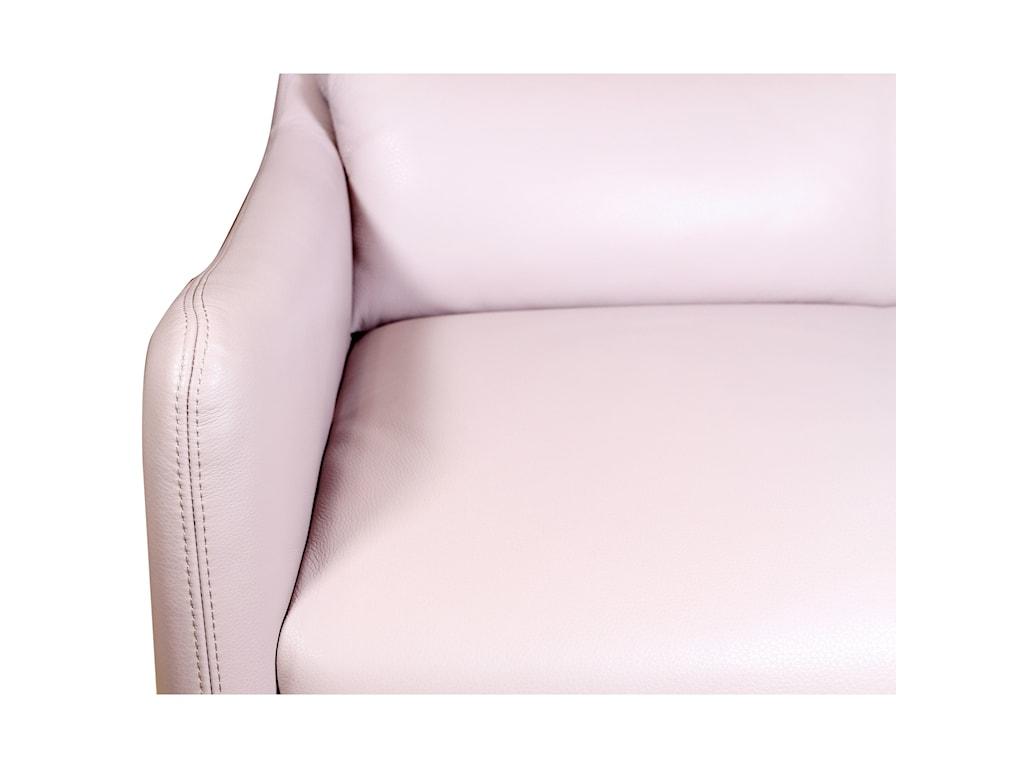 Natuzzi Editions GloriaSwivel Chair