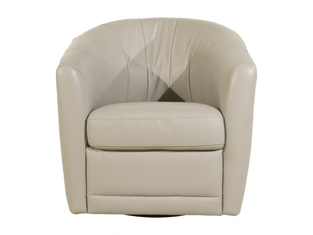 Natuzzi Editions GiadaSwivel Chair