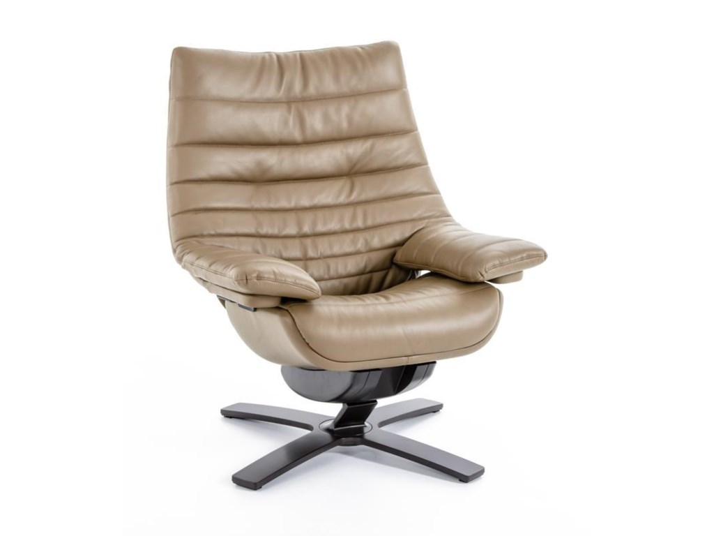 Natuzzi Re-vive 605 ModelSwivel Recliner