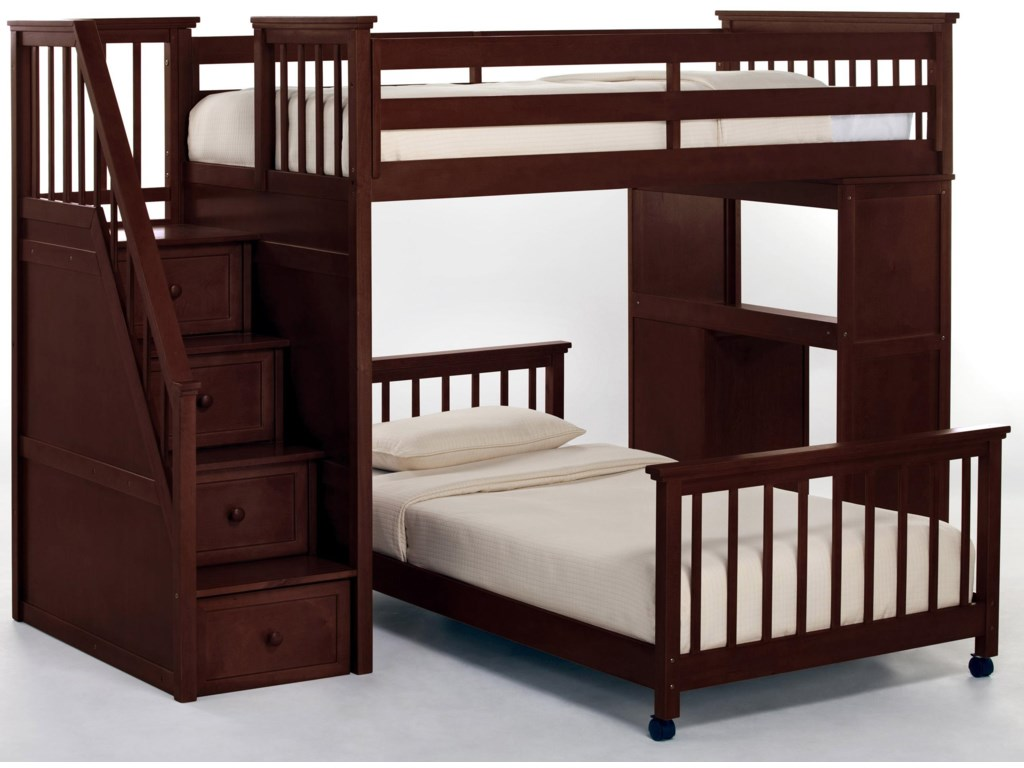 Shown with Stair Loft Bed