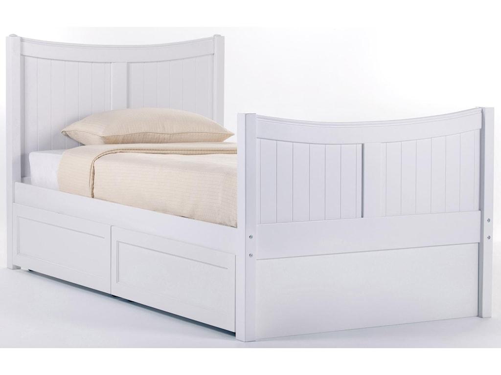 NE Kids School HouseTwin Taylor Bed