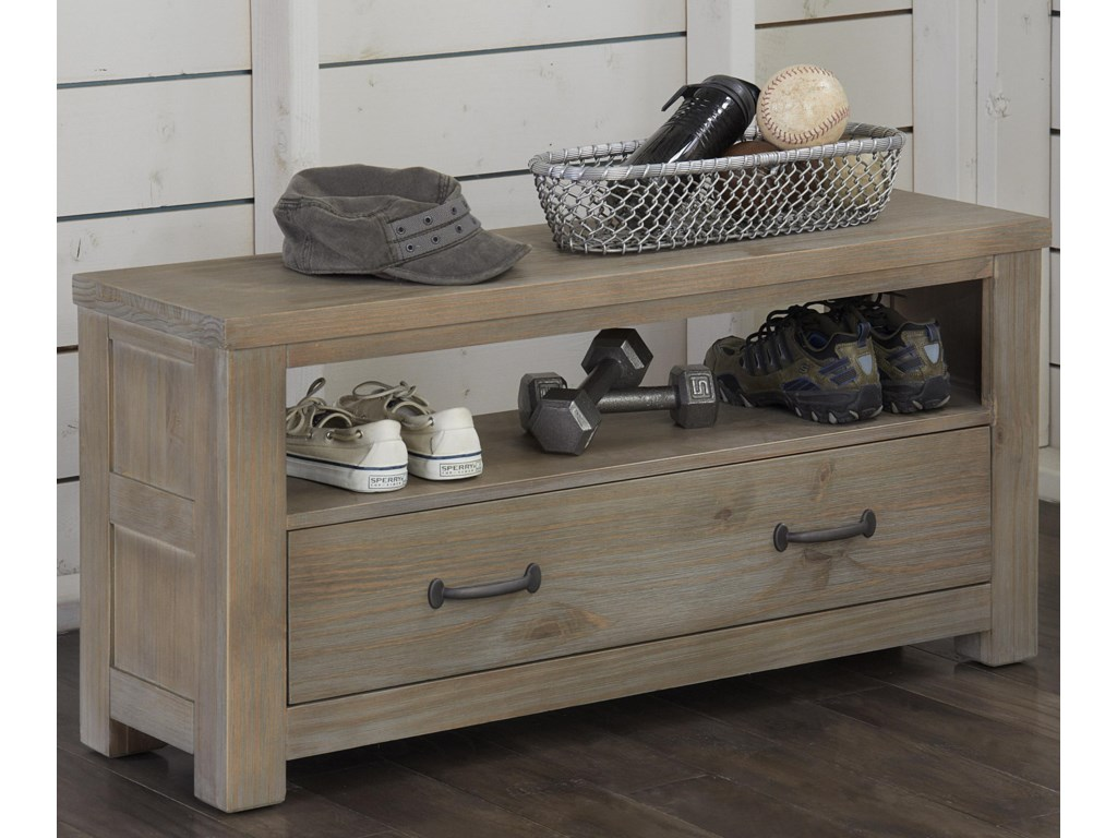 NE Kids HighlandsDressing Bench