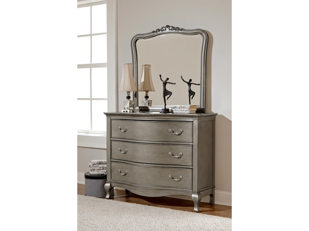 NE Kids KensingtonDresser Mirror