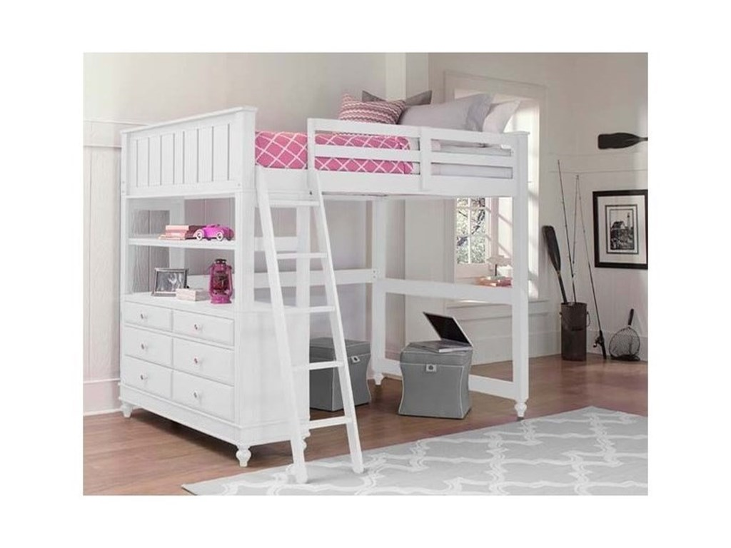 NE Kids Lake HouseLake House Twin Loft
