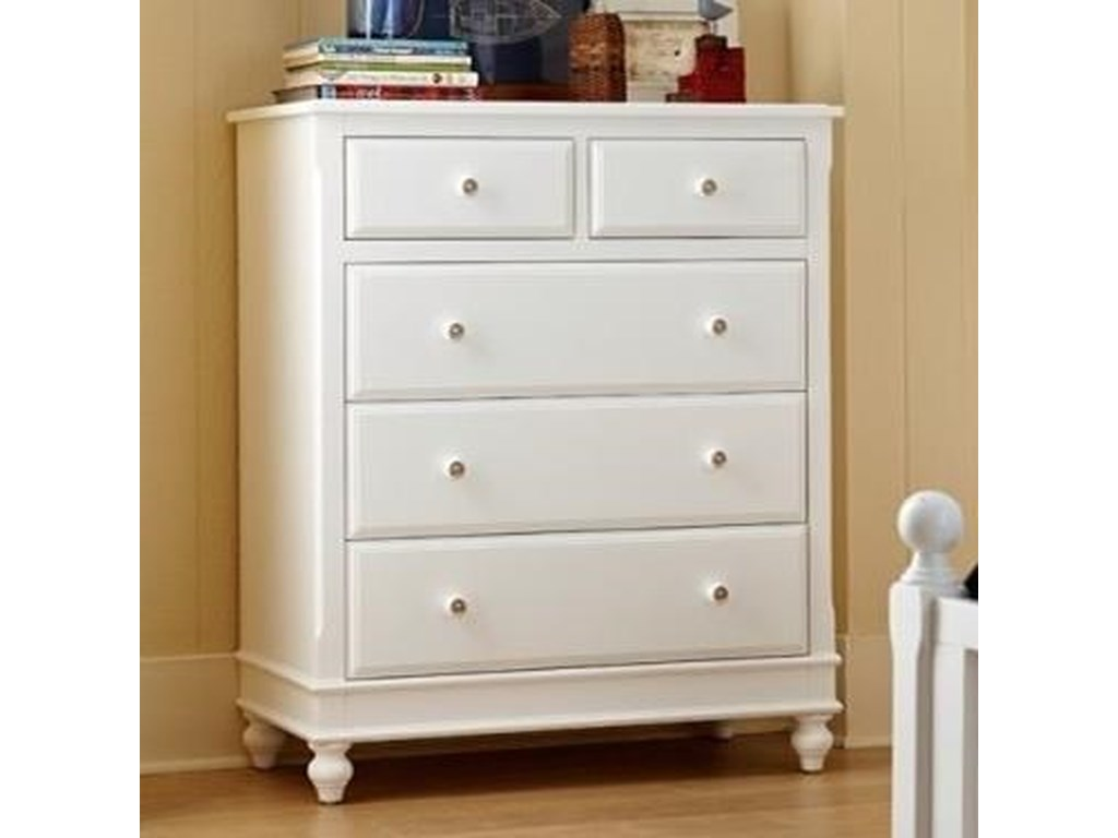 NE Kids Lake House5 Drawer Chest