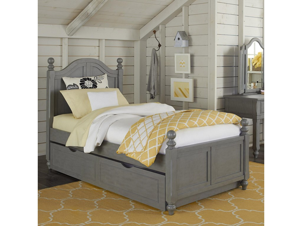 NE Kids Lake HouseTwin Bed and Trundle