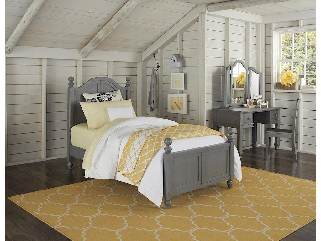 NE Kids Lake HouseTwin Bed