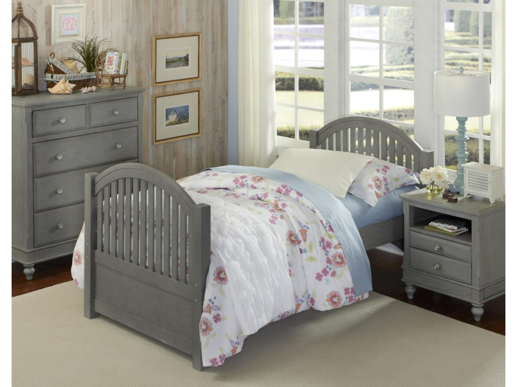NE Kids Lake HouseAdrian Twin Bed