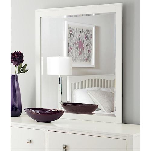 NE Kids Pulse Dresser Mirror with Frame