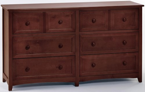 NE Kids School House Youth Drawer Dresser