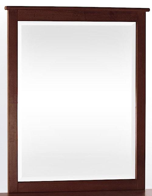 NE Kids School House Vertical Dresser Mirror