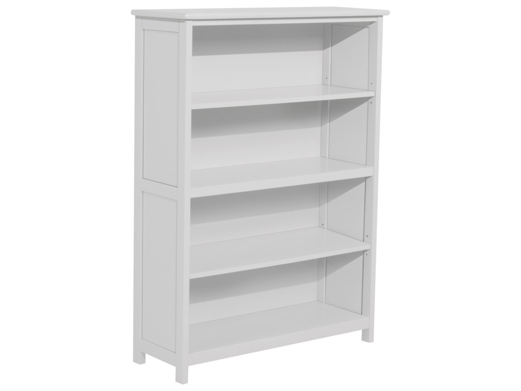 NE Kids Schoolhouse 4.0Tall Vertical Bookcase
