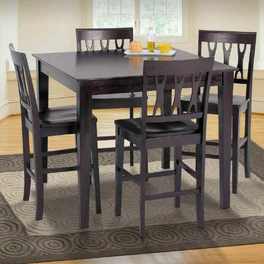New Classic Abbie5 Piece Table and Chairs