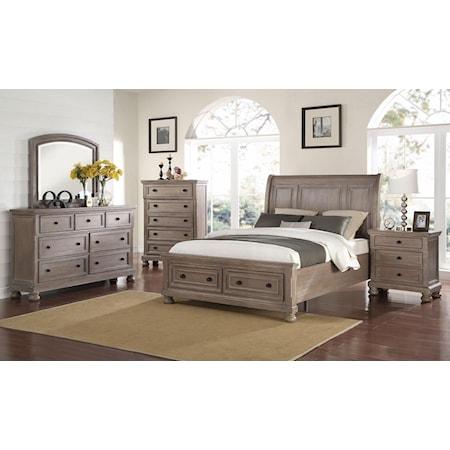 4-Piece Queen Bedroom