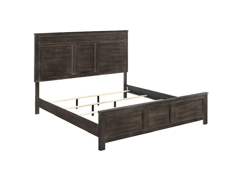 New Classic AndoverQueen Panel Bed