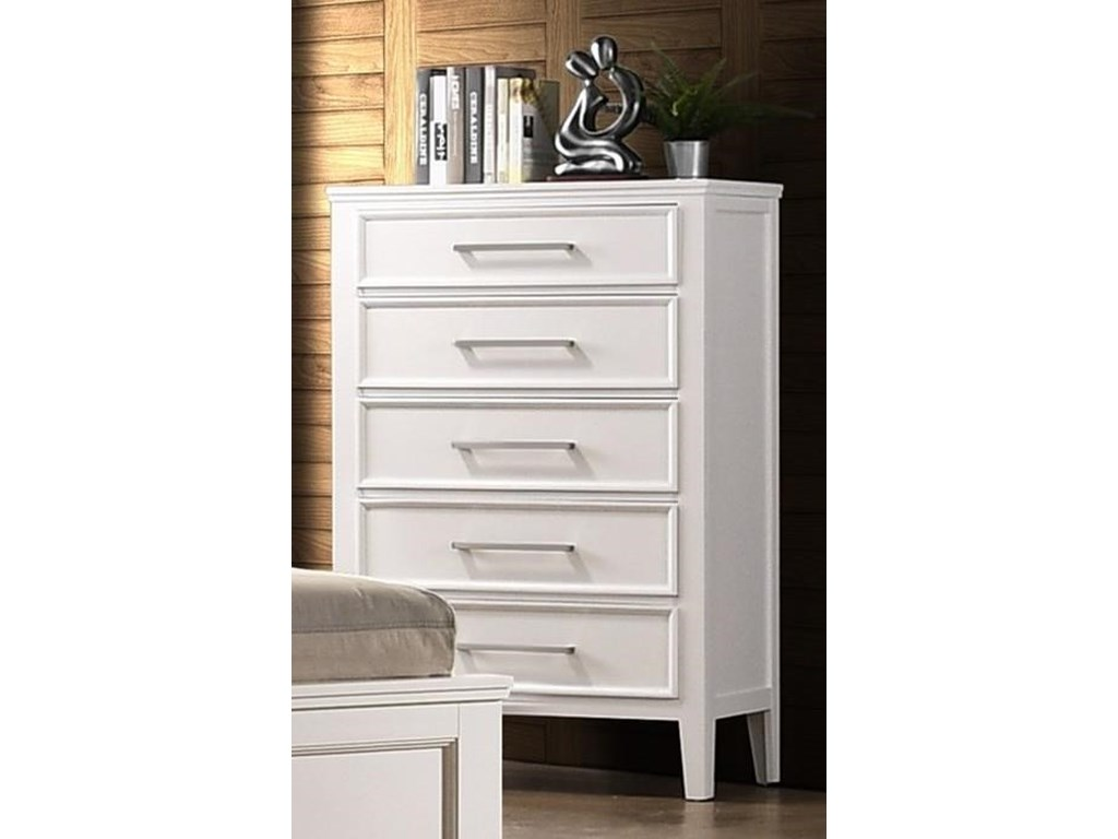 New Classic AndoverChest of Drawers