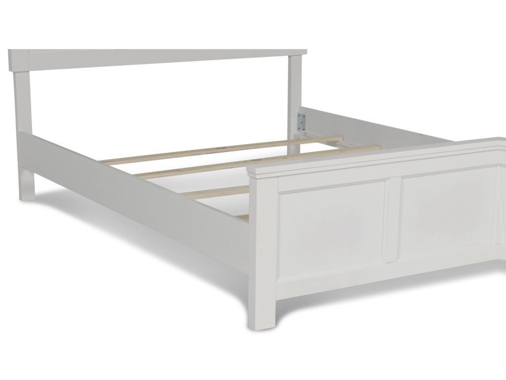 New Classic AndoverFull Panel Bed