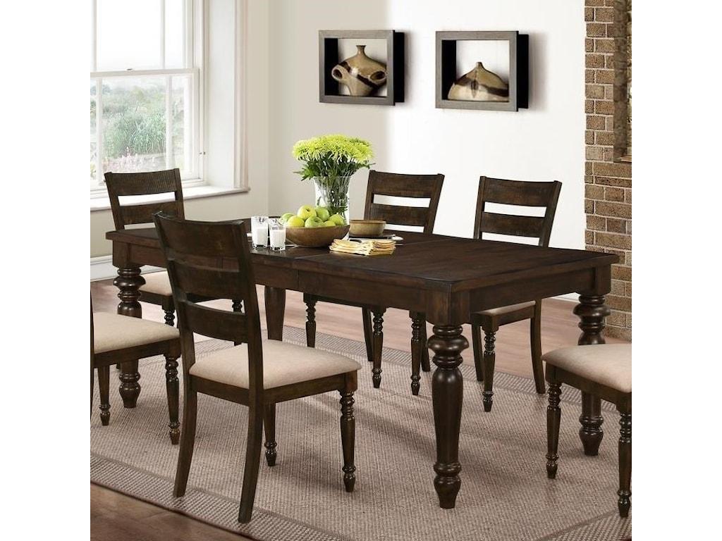 New Classic AnnandaleDining Table