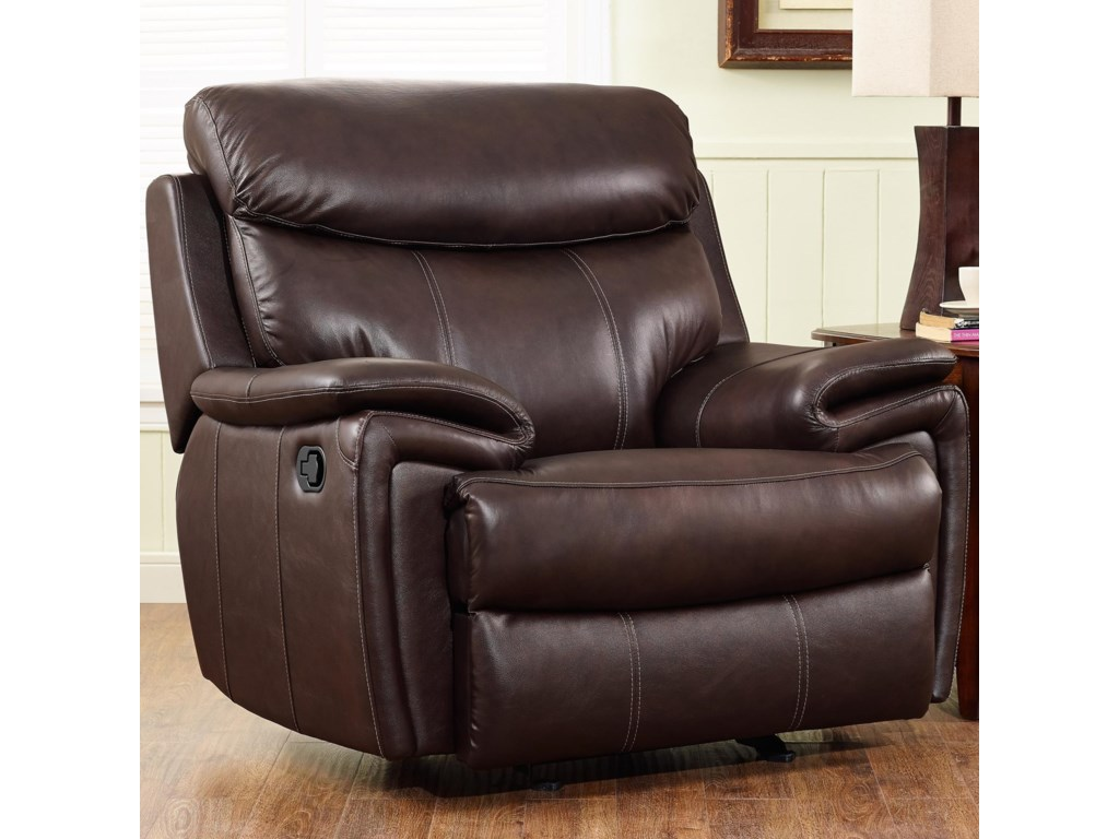 New Classic AriaPower Glider Recliner