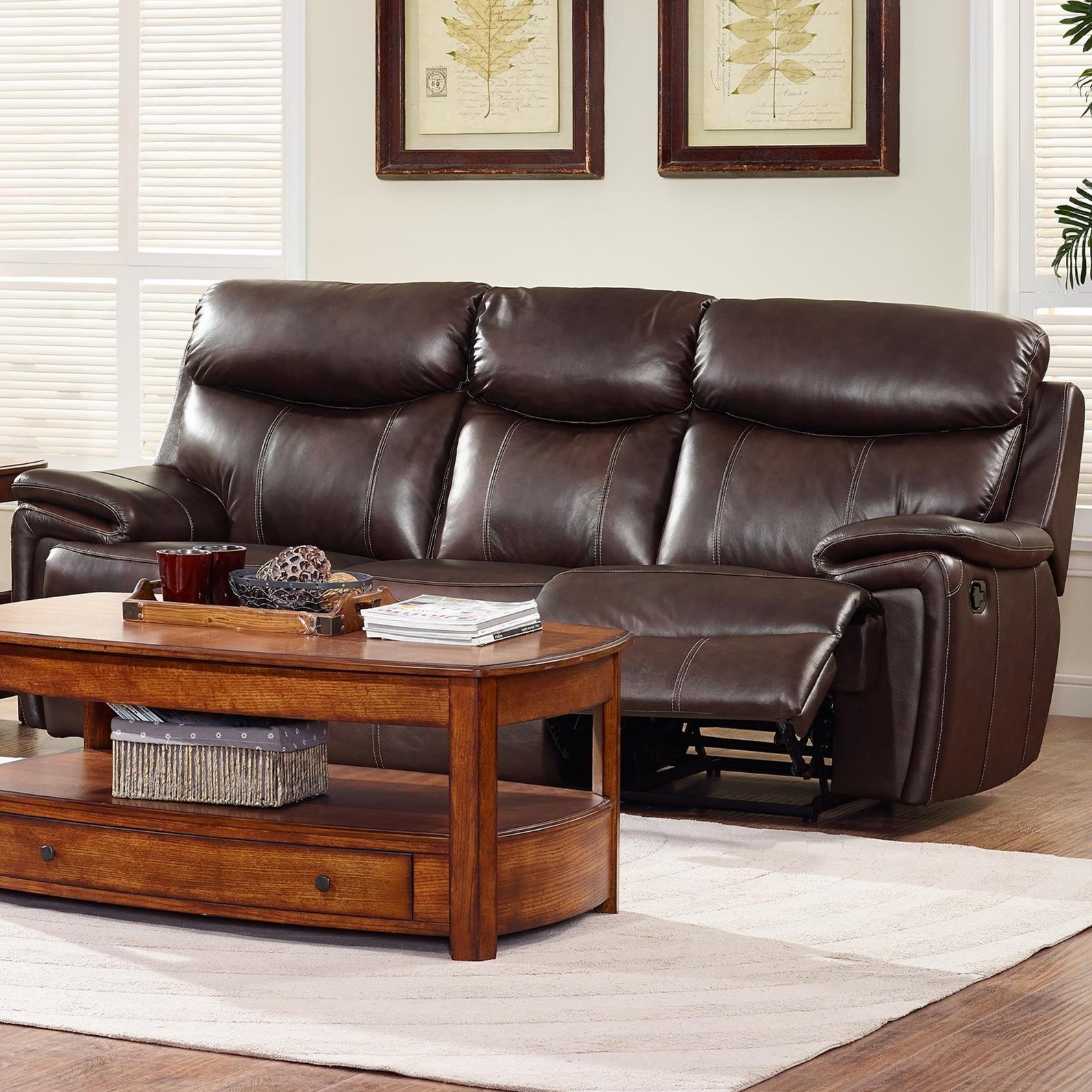 New Classic AriaDual Recliner Sofa