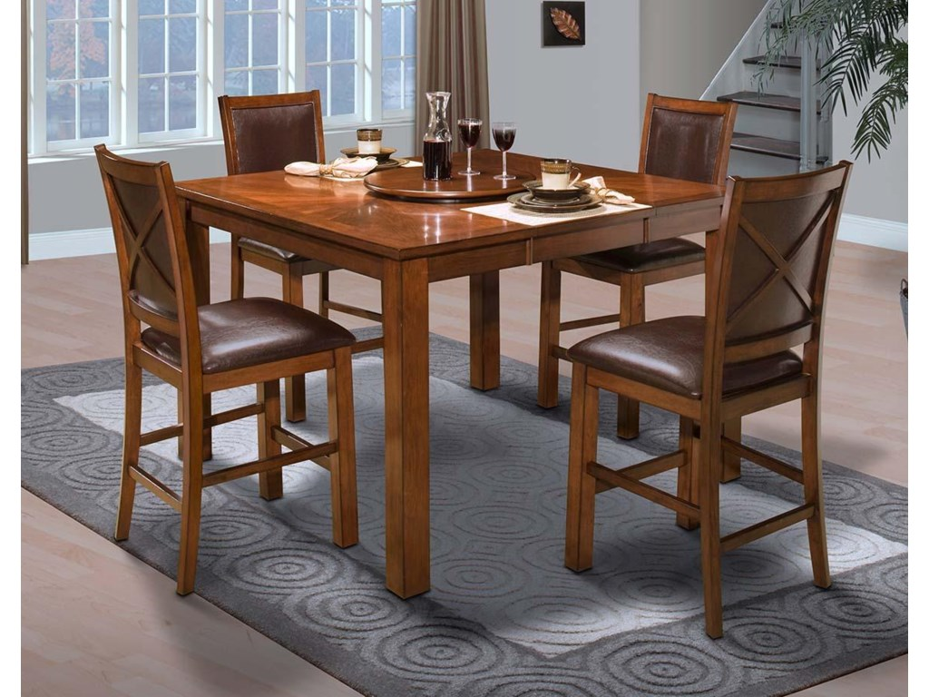 New Classic AspenCounter Dining Table