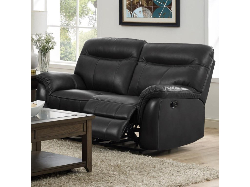New Classic AtlasPower Reclining Loveseat