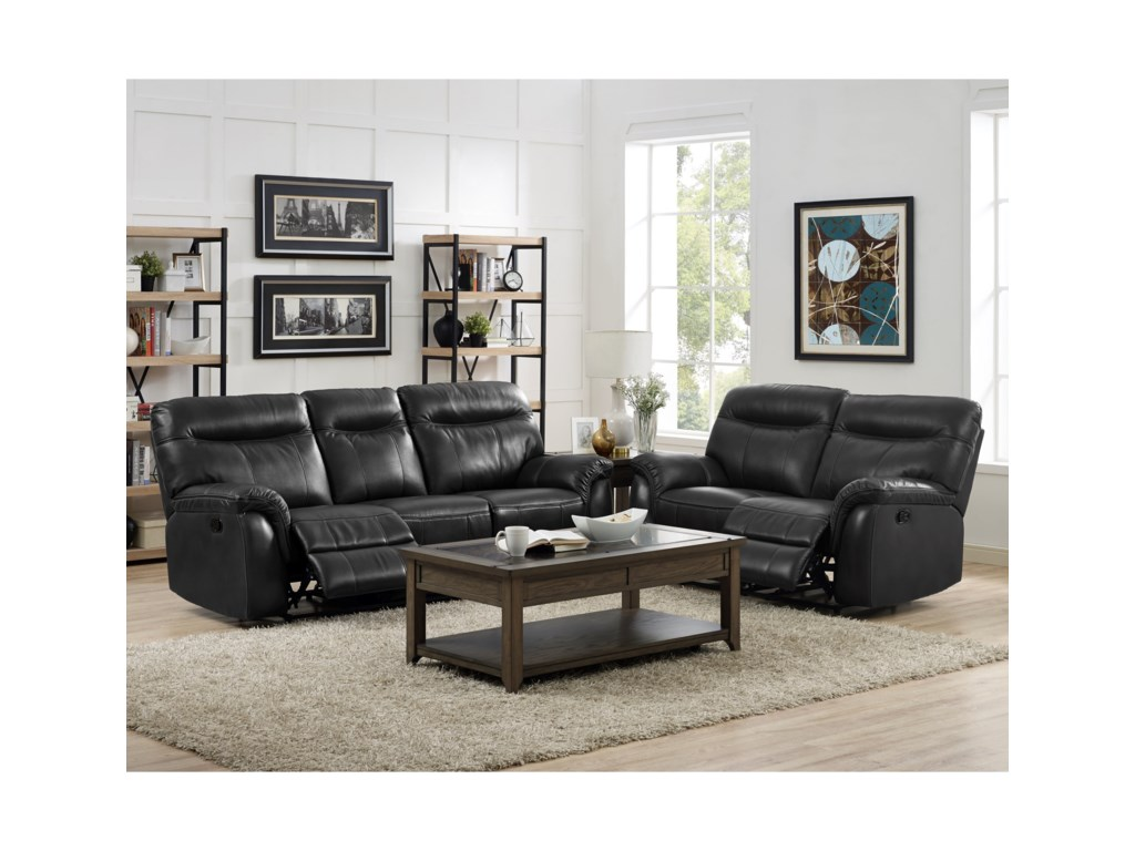 New Classic AtlasReclining Sofa