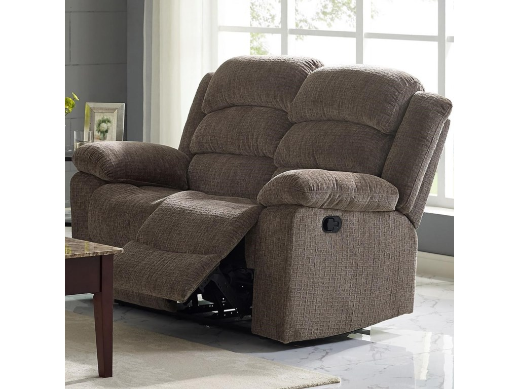 New Classic AustinPower Reclining Loveseat