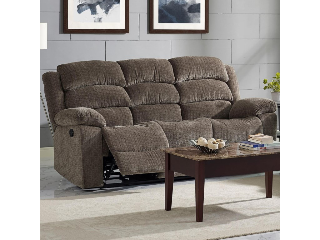 New Clic Austinreclining Sofa