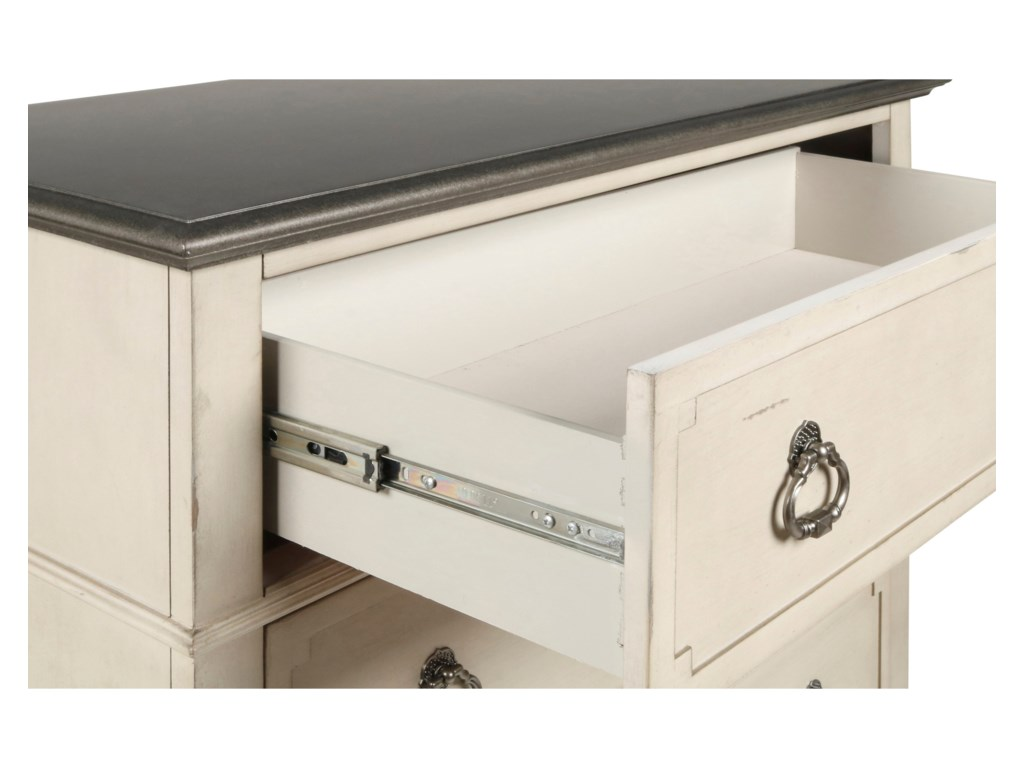 New Classic Avalon Cove5 Drawer Chest of Drawer