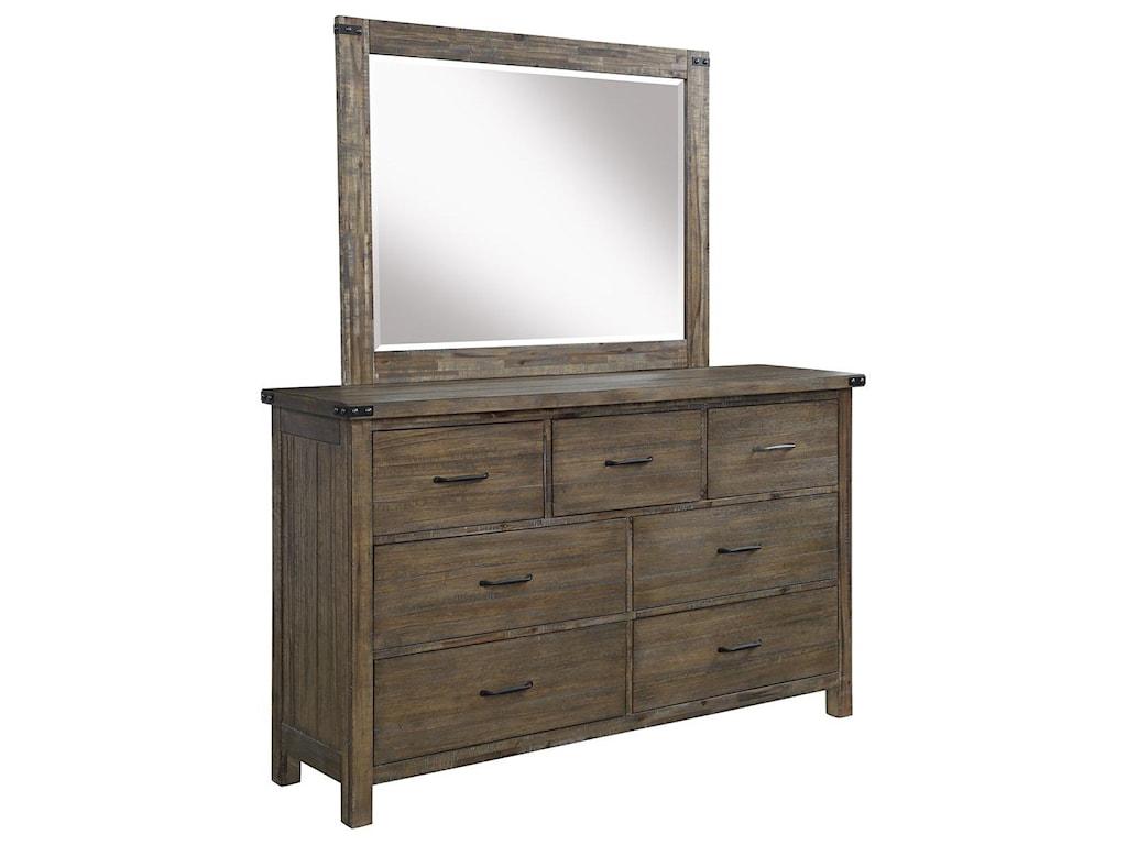 New Classic GalleonDresser & Mirror